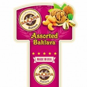 Assorted BAKALVA