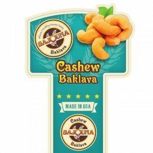 CASHEW BAKLAVA