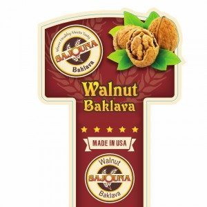 WALNUT BAKALAVA